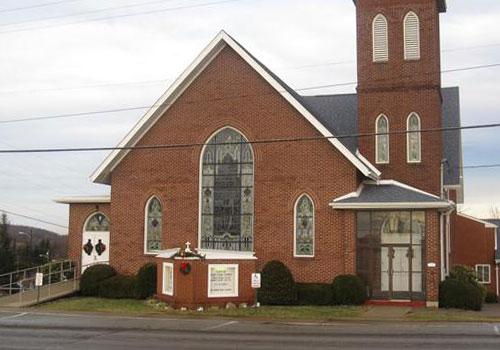 Elderton Presbyterian Church