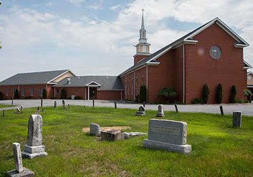 Pisgah Presbyterian Church