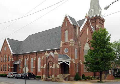 Blairsville United | Kiskiminetas Presbytery