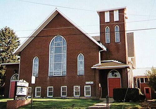 Homer City United | Kiskiminetas Presbytery