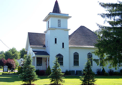 First Presbyterian in Marienville | Kiskiminetas Presbytery
