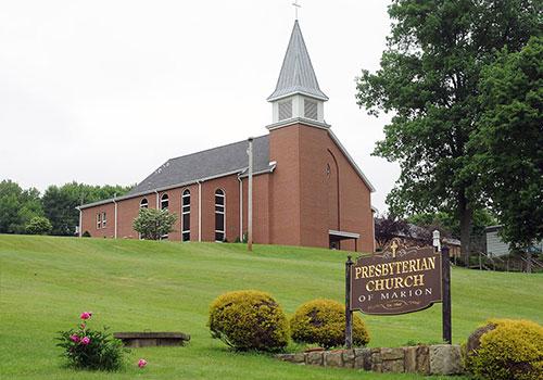 Marion | Kiskiminetas Presbytery
